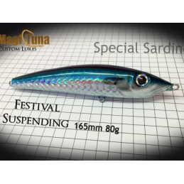 magic tuna special sardine