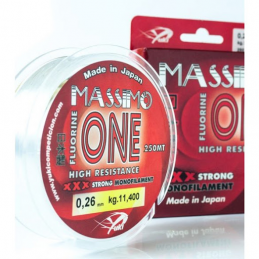 YUKI MASSIMO ONE 250MTRS
