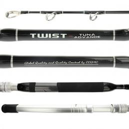 Colmic Twist Tuna Advance 1.83 Mt 50-80 Lbs