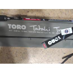 "CAÑA HART TORO TATAKI TR66- 6'6""- 2.0m- 2s"