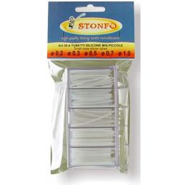 TUBOS DE SILICONA STONFO