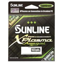 Trenzado Sunline XPlasma Asegai 165yd