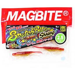 "Magbite Snatch bite Shrimp 2.5"""