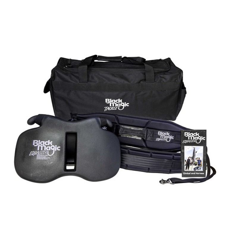 Black Magic Equalizer - Kit completo - Talla Standard