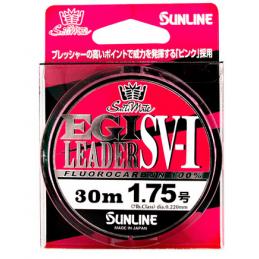 Fluorocarbono Sunline Saltimate Egi Leader SV-I 30m