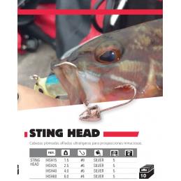STING HEAD HARD