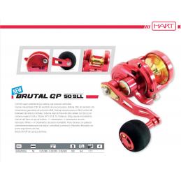 CARRETE HART BRUTAL GP 50 SLL