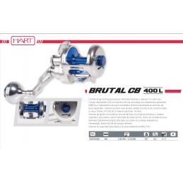 CARRETE HART BRUTAL CB 400L