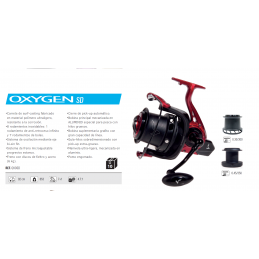 CARRETE VERCELLI OXYGEN SD