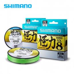 Shimano Kairiki SX8 150 Mt steel gray