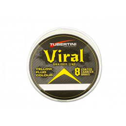 TRENZADO TUBERTINI VIRAL 8X 150 METROS