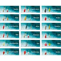 PLOMOS SURFCASTING Y EMBARCACION